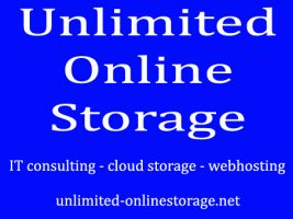 Unlimited Online Storage